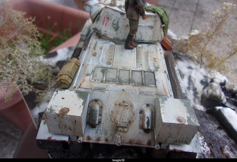 """T- 34/76 MODEL 1943 """"REVELL 114_0910"""