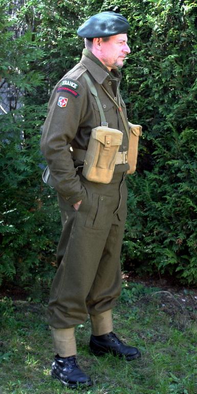 6 juin 1944, N4 Commando Kieffer 03010