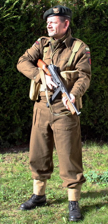 6 juin 1944, N4 Commando Kieffer 03710