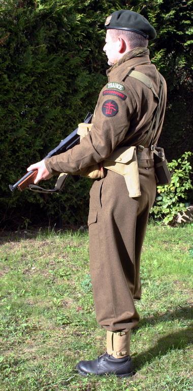 6 juin 1944, N4 Commando Kieffer 03810