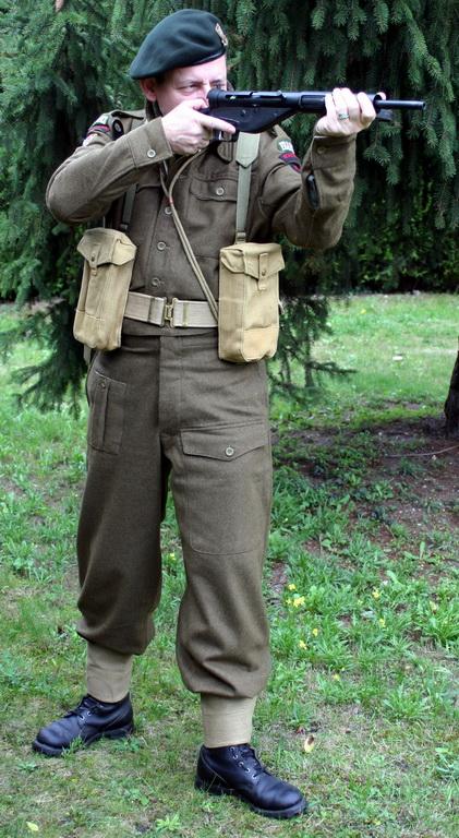6 juin 1944, N4 Commando Kieffer 09110