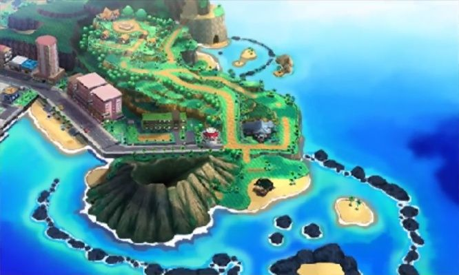 Pokemon [JV] Lune & Soleil, Pokemon Go Magicarpe Jump ... 1710