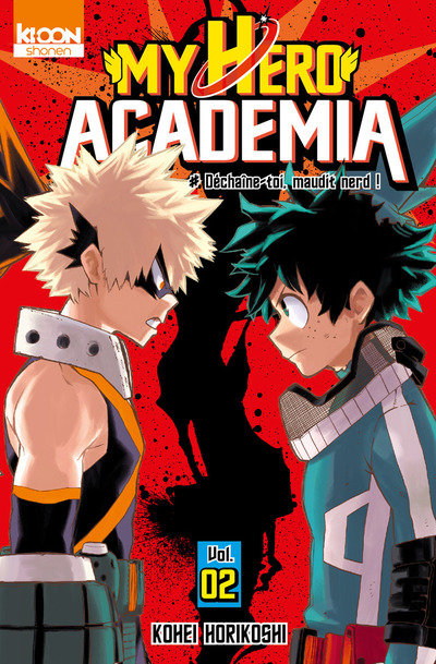 [Anime & Manga] My Hero Academia My-her11