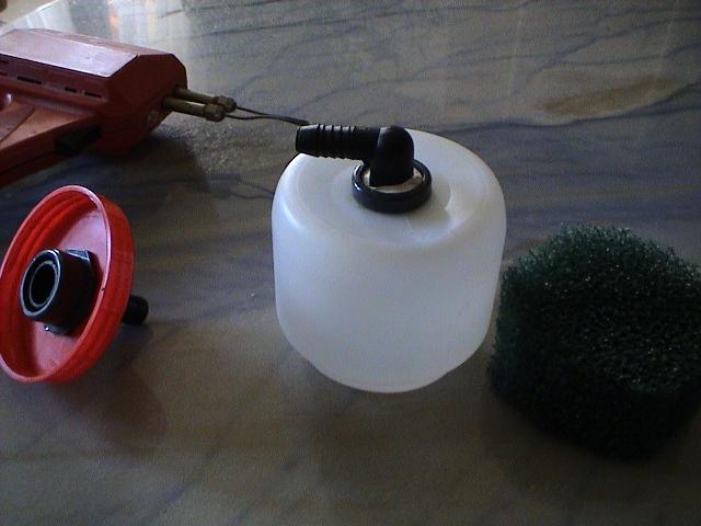 siphonage Filtre11