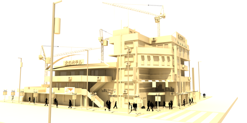 SketchUp'eur architecte -AnthO'- - Page 5 A10