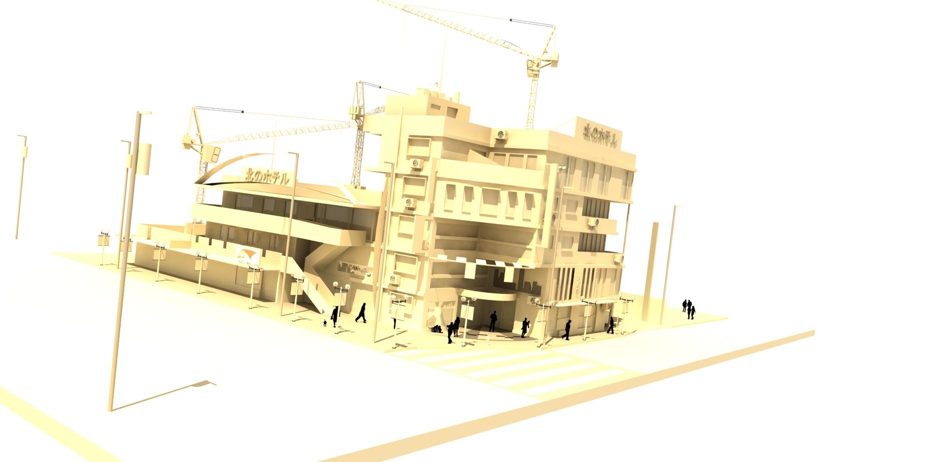 SketchUp'eur architecte -AnthO'- - Page 5 C10