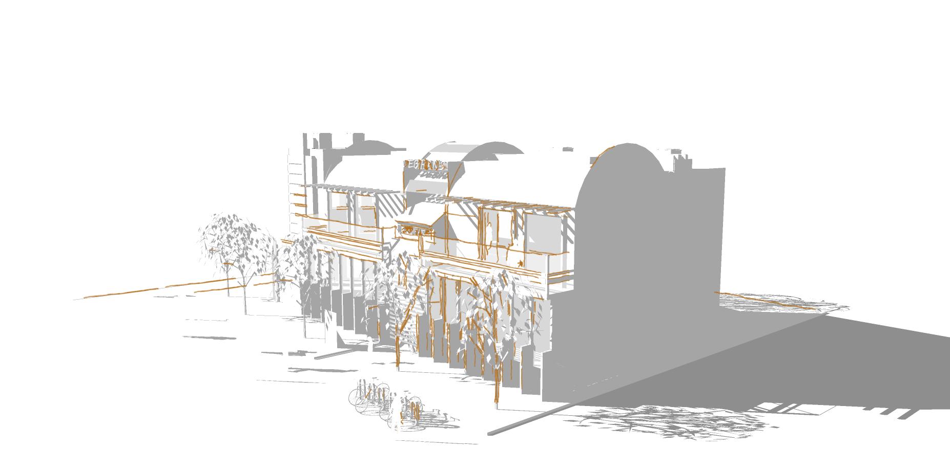 SketchUp'eur architecte -AnthO'- - Page 4 Debian10