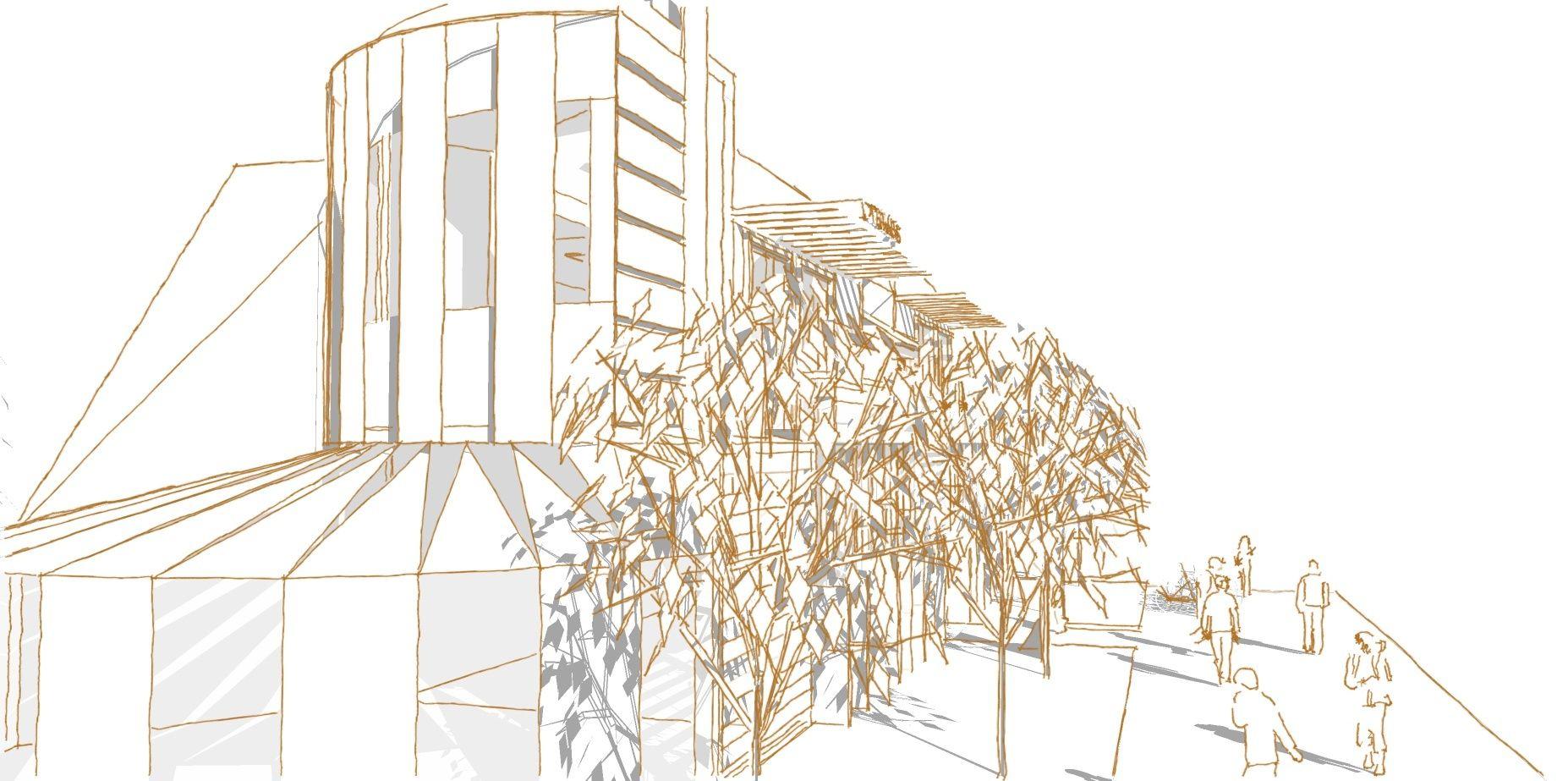 SketchUp'eur architecte -AnthO'- - Page 4 Debian15