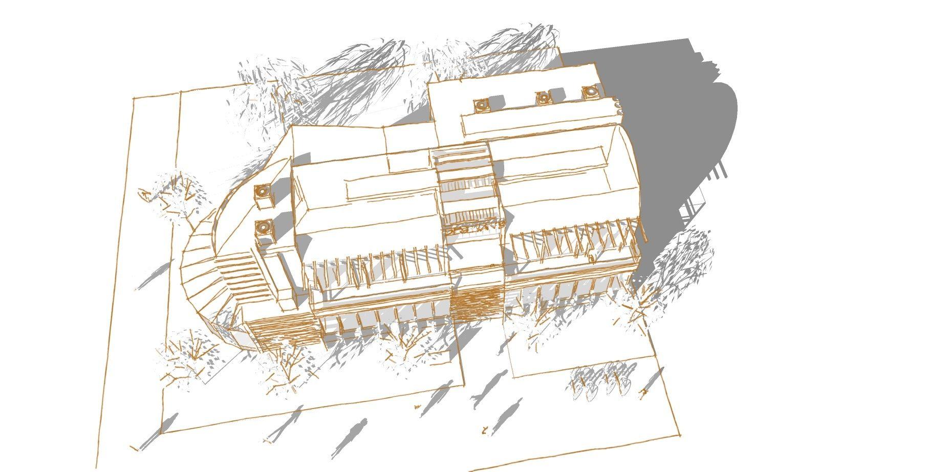 SketchUp'eur architecte -AnthO'- - Page 4 Debian18