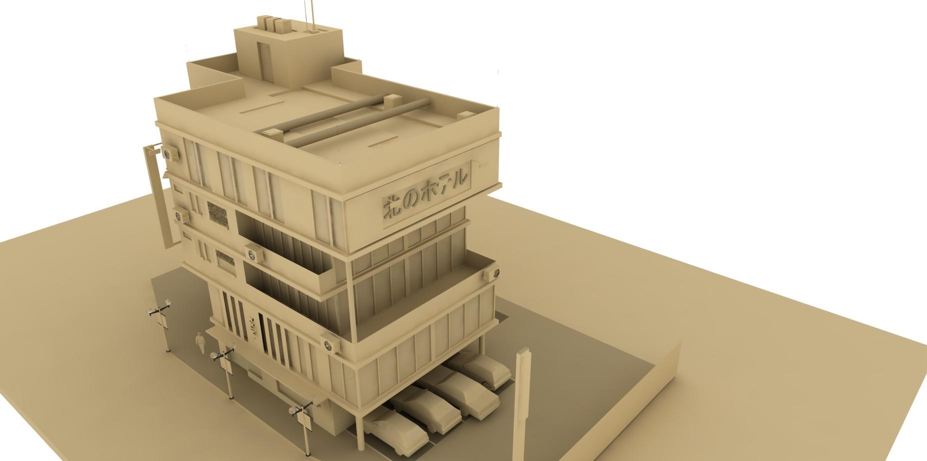 SketchUp'eur architecte -AnthO'- - Page 4 Hot210