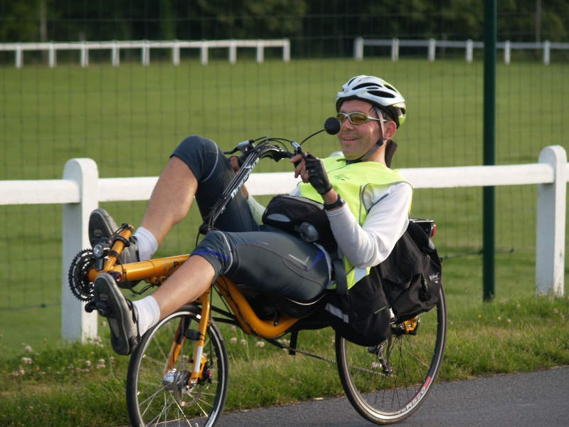 La petite Histoire d'un Rennes Brest Rennes en vélo couché. Valo-c11