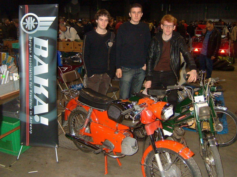 Moto Retro Leuven (15 maart 2009) 20090310