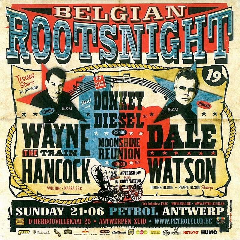 Belgian Roots Night (21 juni 2009) Belgia10
