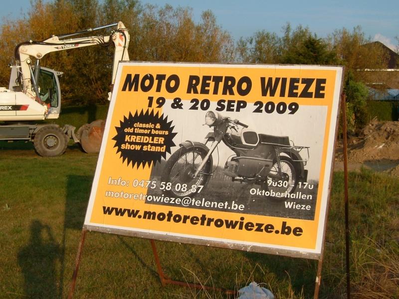 Moto Retro Wieze (19 & 20 september 2009) - Page 2 Dscf0515