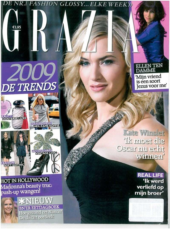 Grazia, fashion magazine Grazia10