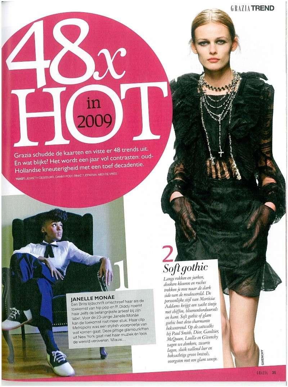 Grazia, fashion magazine Grazia11