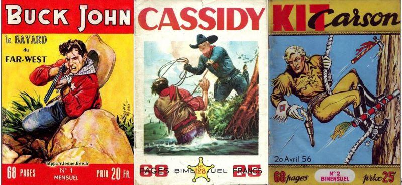 Les magazines de notre jeunesse Cowboy10