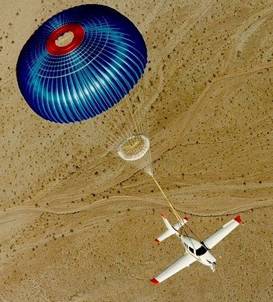 Para- chute Cirrus10