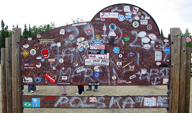 Monument cercle polaire Salekhard Russie 25843910