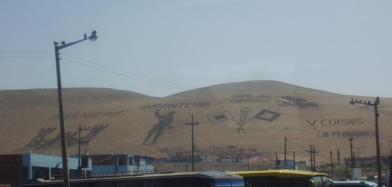 Ecritures et dessins au Pérou 59702110