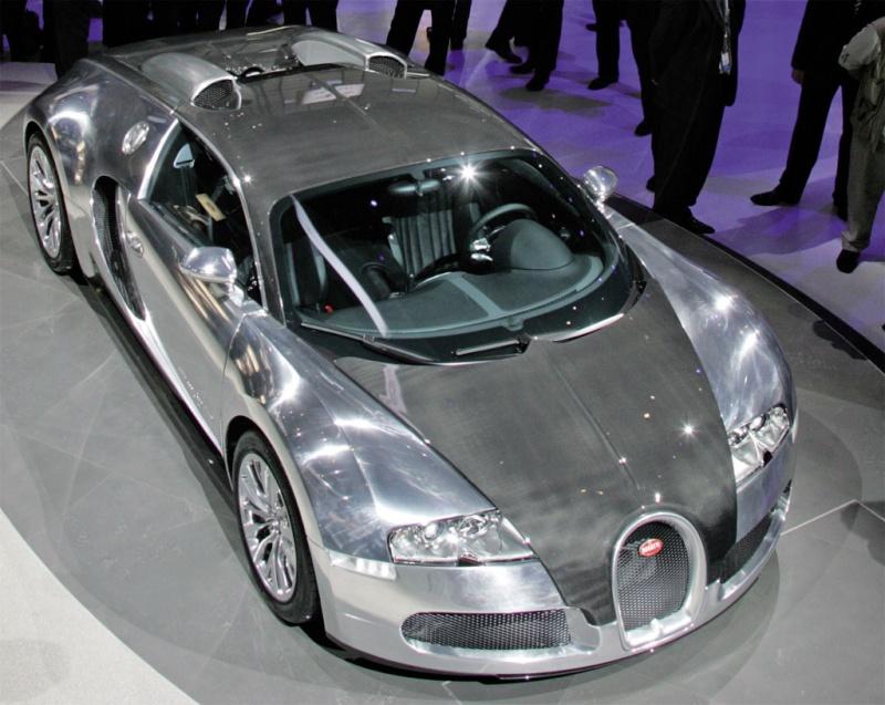 Le Parking de TSGE - Les automobiles du Monde - 2 CV Citroen Bugatt10