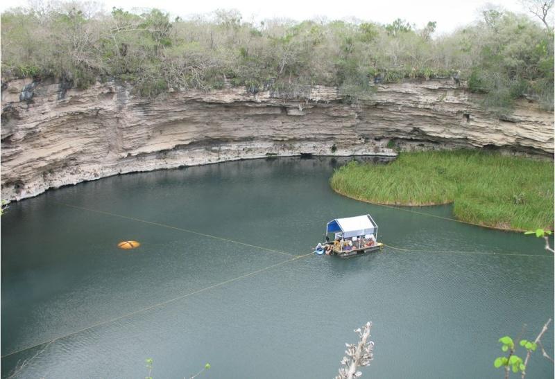TROUS BLEUS & Cenotes  / Trou Marin / Trou Bleu / Blue Hole / Monde Captu130