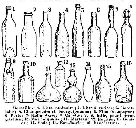 Le nom des bouteilles Captu174