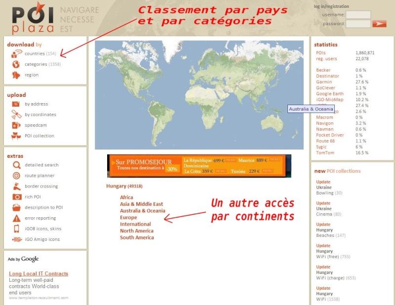 POIplaza : Collections de KML des pays du Monde Captu190