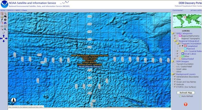 Curieuse formation, naturelle ? , océan atlantique, Captur44