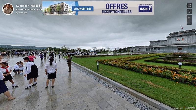Corée du Nord en 360° Corea210