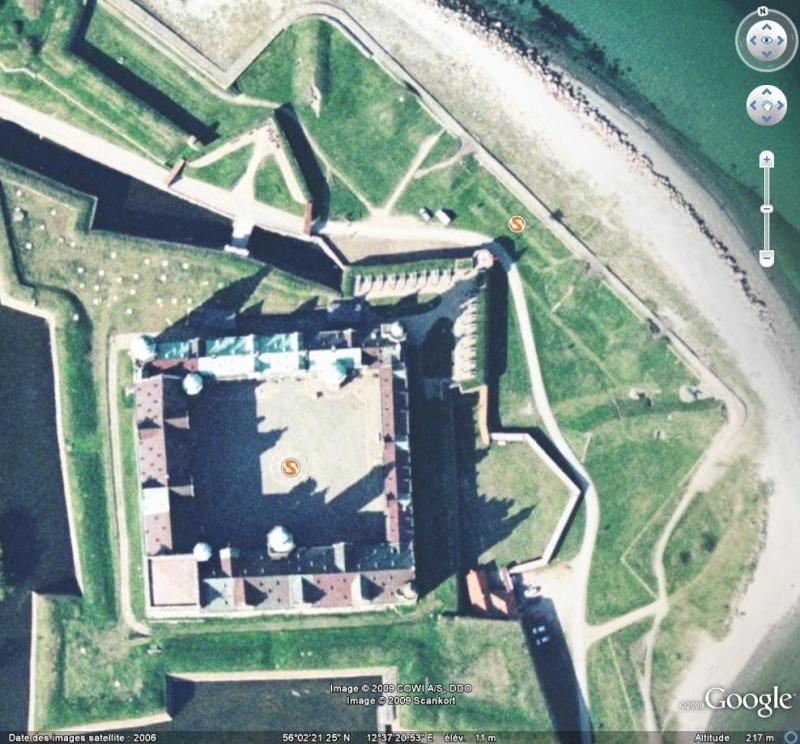Chateau de Kronborg - Danemark Kr10
