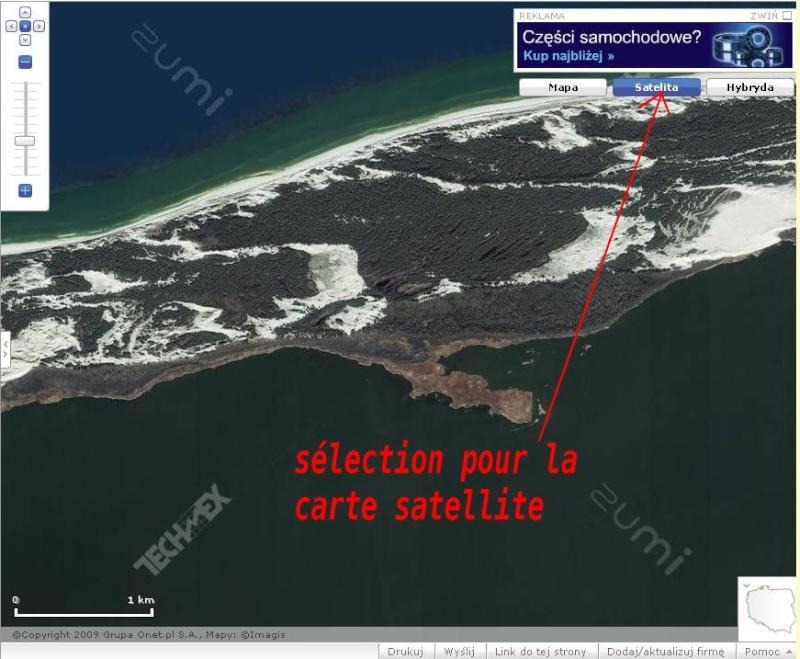 Google Earth et les AUTRES sites d'imagerie satellitaire. Pols0210