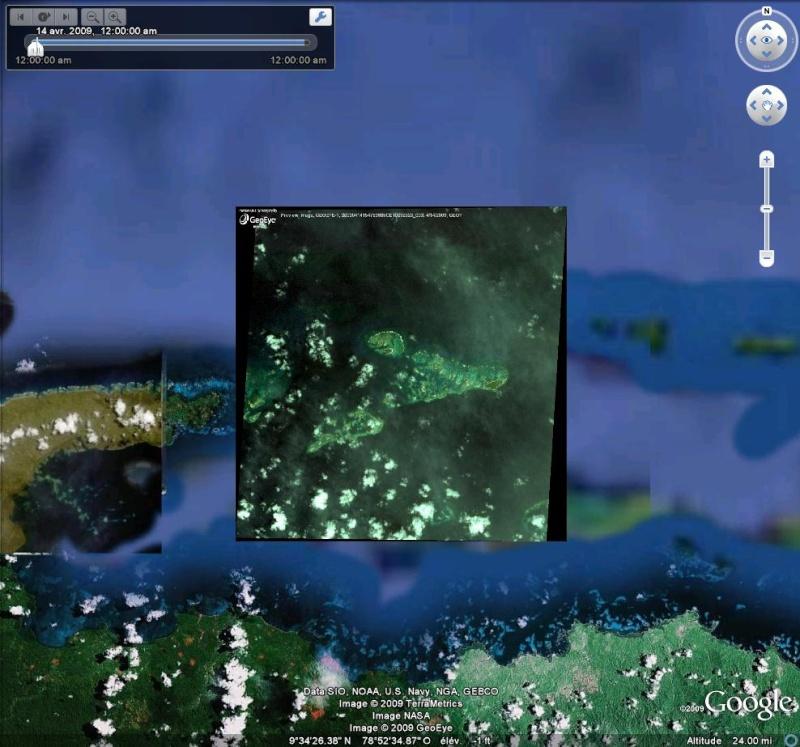 Geoeye sur GE avec SAS Planet [Surcouche / Overlay pour Google Earth] San_bl11