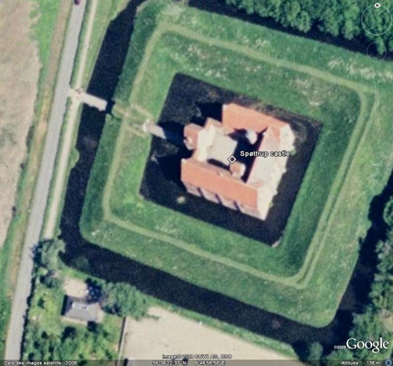 Google Earth et les AUTRES sites d'imagerie satellitaire. Spottr10