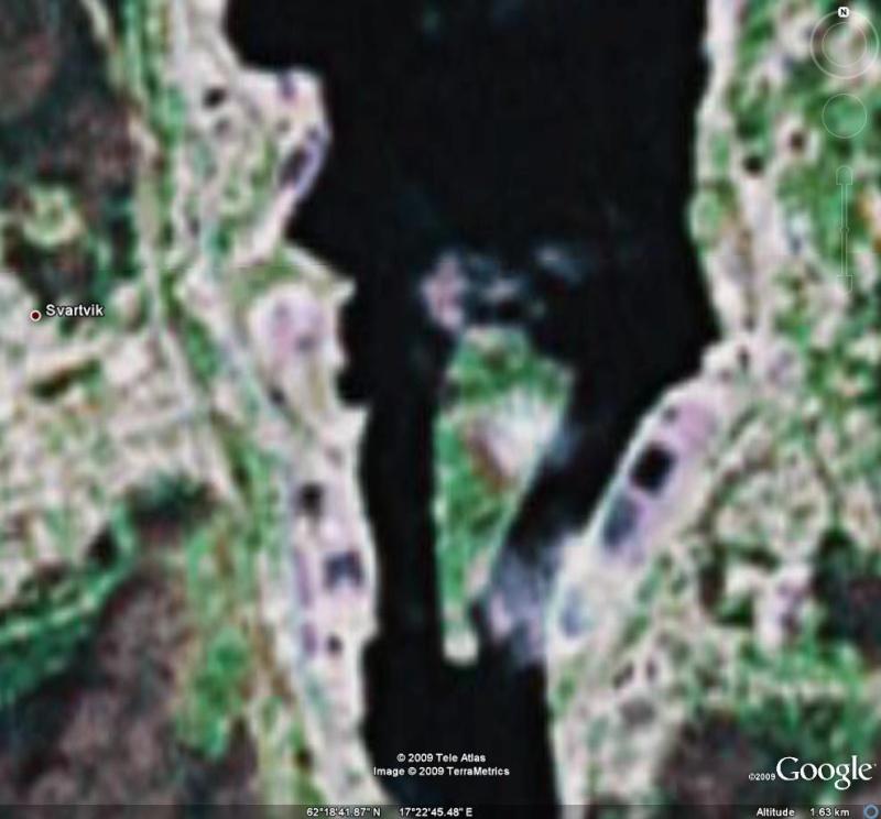 Google Earth et les AUTRES sites d'imagerie satellitaire. Starvi10
