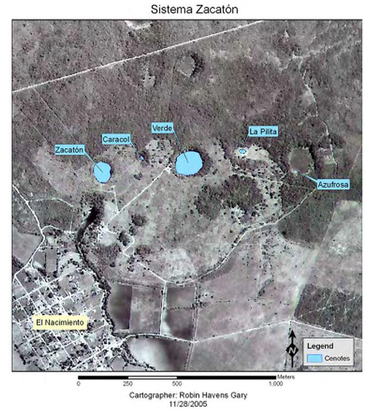 TROUS BLEUS & Cenotes  / Trou Marin / Trou Bleu / Blue Hole / Monde System10