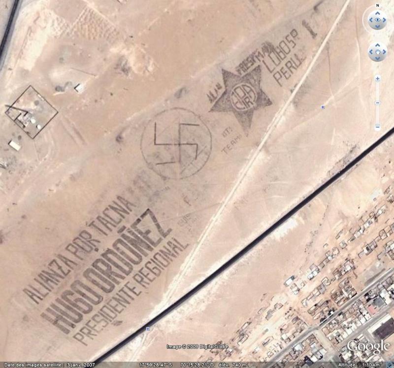 Ecritures et dessins au Pérou Tacna10