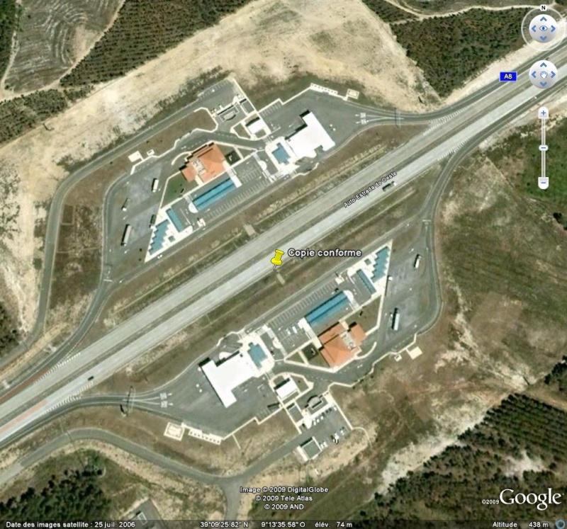 Copie conforme - Área de Serviço Torres Vedras - Portugal To11