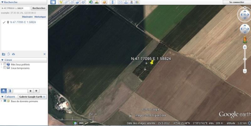 POI's de Waypointer vers Google Earth Waypoi16