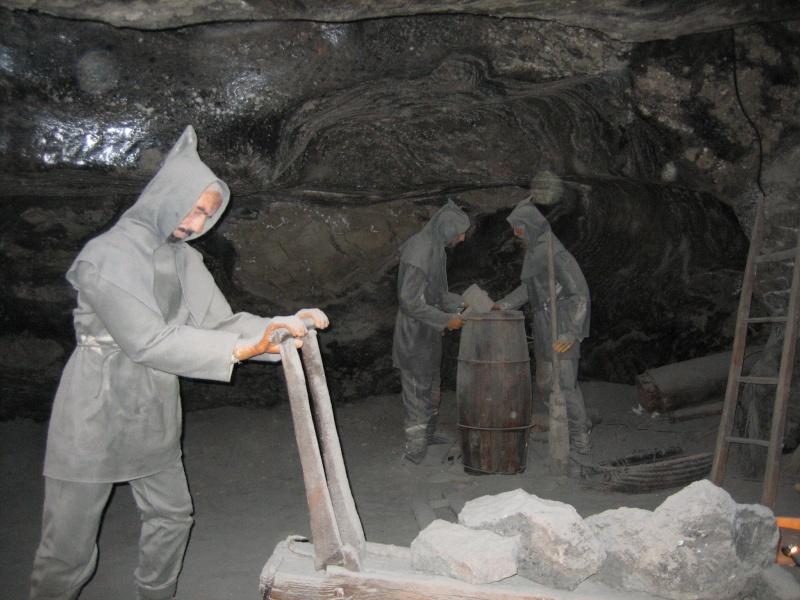 Mines de sel royales de Wieliczka - Pologne. Wielic10