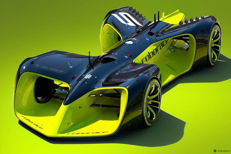 Formula E - saison 3 - 2016 / 2017 Robora10