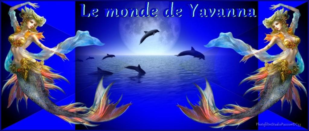 LE MONDE DE YAVANNA