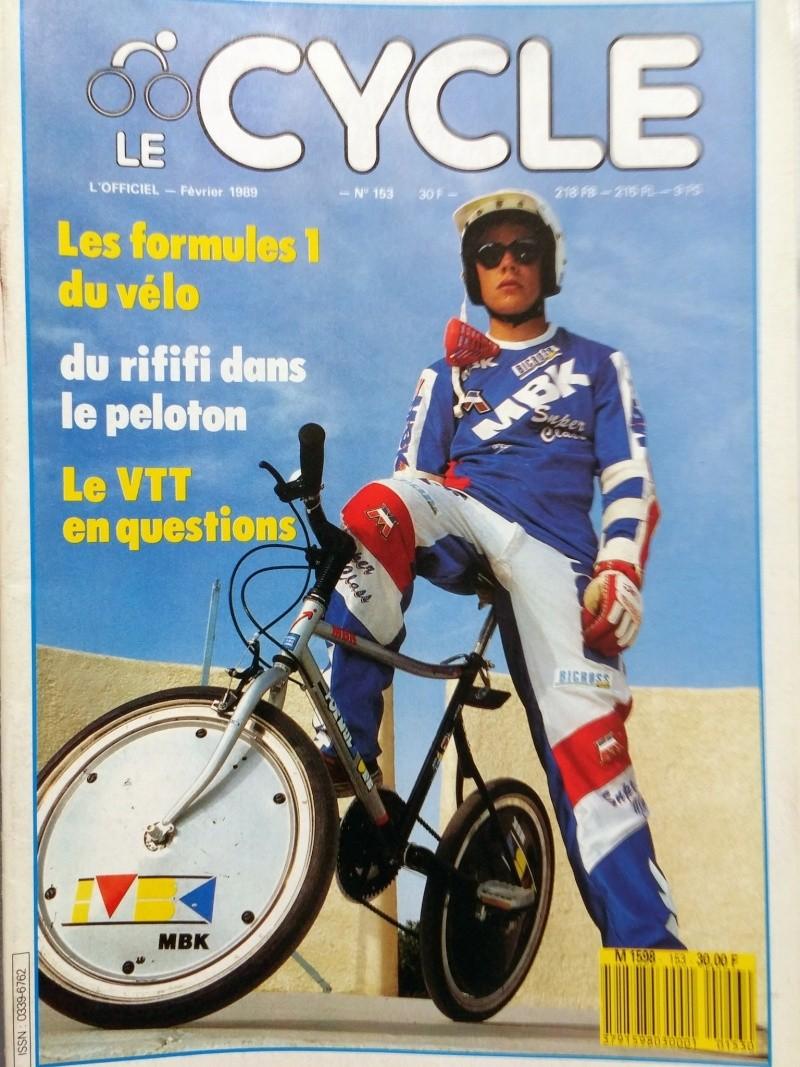 "MBK Formula One ""Z"" 1989 Mbk-f110"