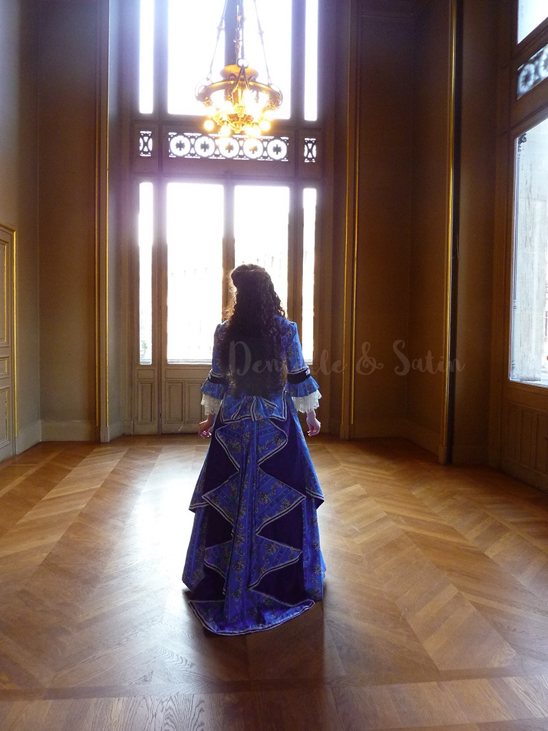 My wishing dress and the Opera Garnier 0210