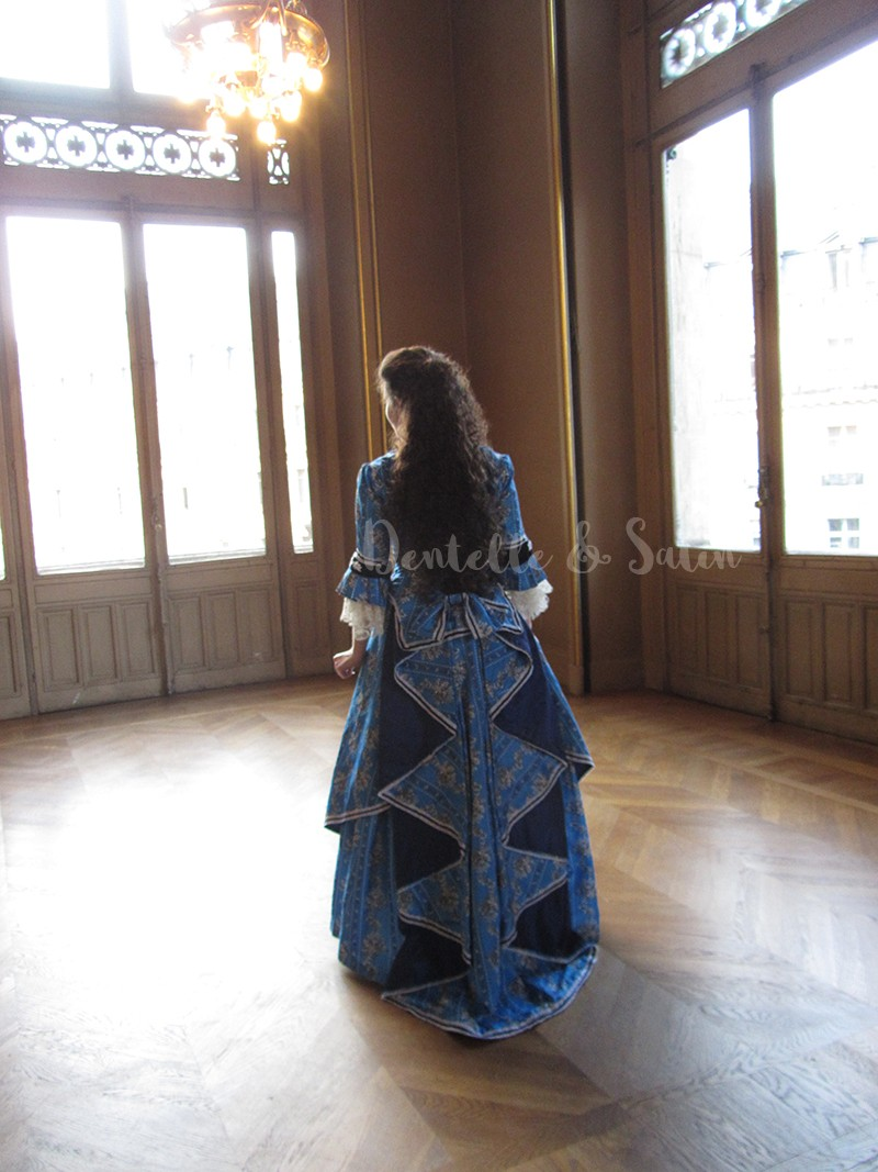 My wishing dress and the Opera Garnier 0310