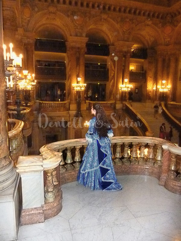 My wishing dress and the Opera Garnier 0510
