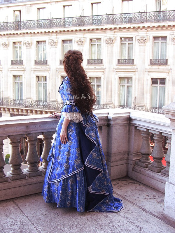 My wishing dress and the Opera Garnier 0710