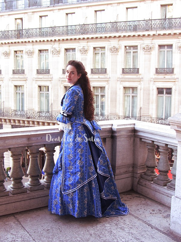 My wishing dress and the Opera Garnier 0810