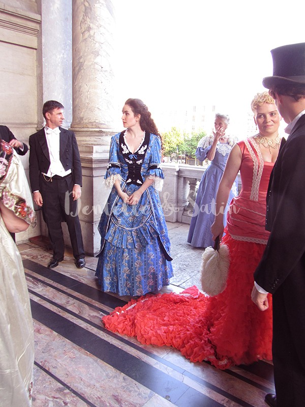 My wishing dress and the Opera Garnier 1010