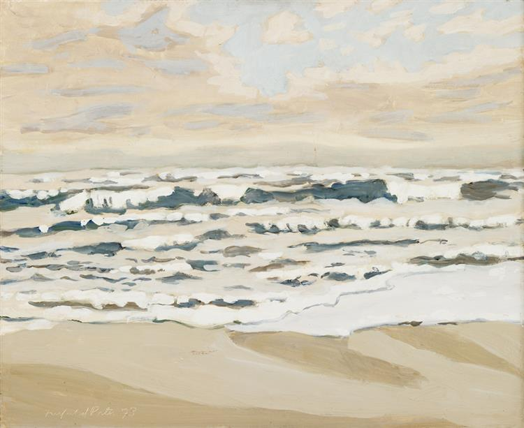 Fairfield Porter [Peintre] A235